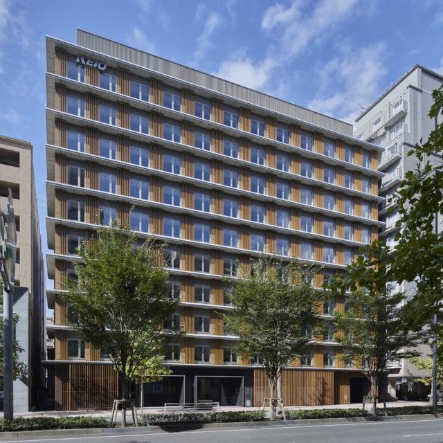 新しいカテゴリーの宿泊特化型アッパーミドルホテル「京王プレリアホテル 京都烏丸五条」がオープンします!