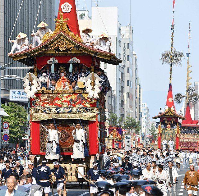 【観光情報2019】~日本三大祭 祇園祭について~