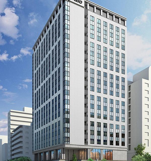 宿泊特化型アッパーミドルホテルの2号店「京王プレリアホテル 札幌」がオープンします!