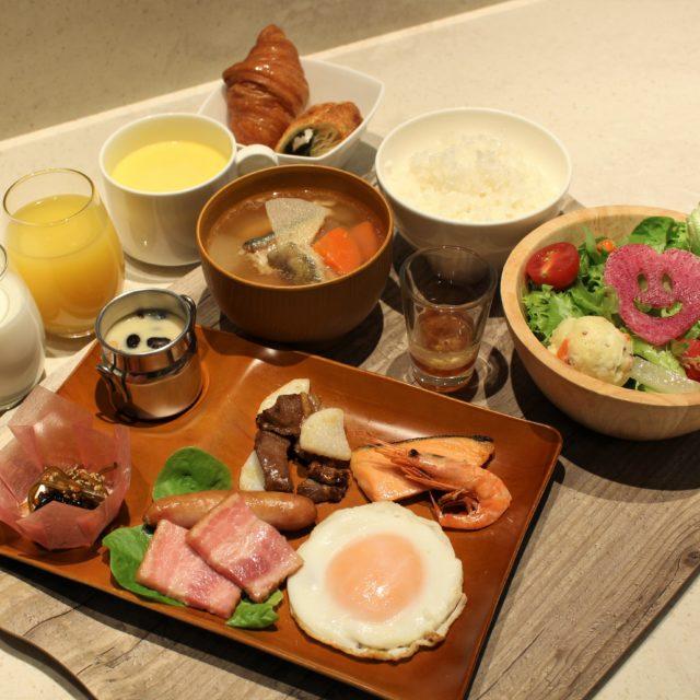 新しい朝食スタイルを開始いたします!(6月16日(火)~)
