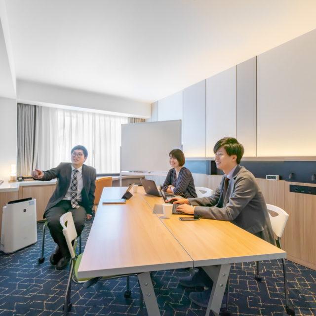 【2020/10/20】京王プレリアホテル札幌に個室レンタルオフィスが誕生!