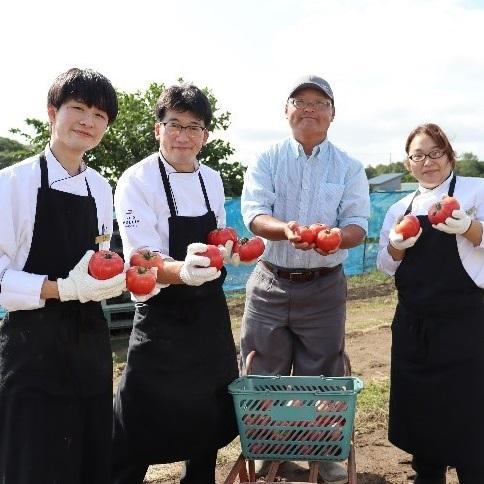 【2021/8/24】生産者を応援する体験型プロジェクト第2弾!宮北農園の規格外野菜を活かしたメニューを開発!